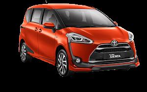 Toyota All New Sienta