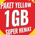 Mau Paket Yellow Kuota 1GB 2000 Rupiah Indosat? Begini Cara Aktifkannya