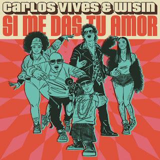 Carlos Vives & Wisin – Si Me Das Tu Amor (Single) [iTunes Plus AAC M4A]