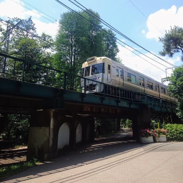 神田川 井の頭公園駅