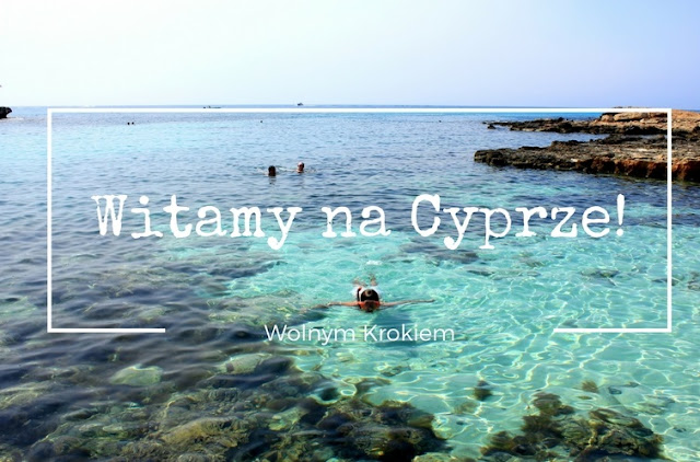 Witamy na Cyprze