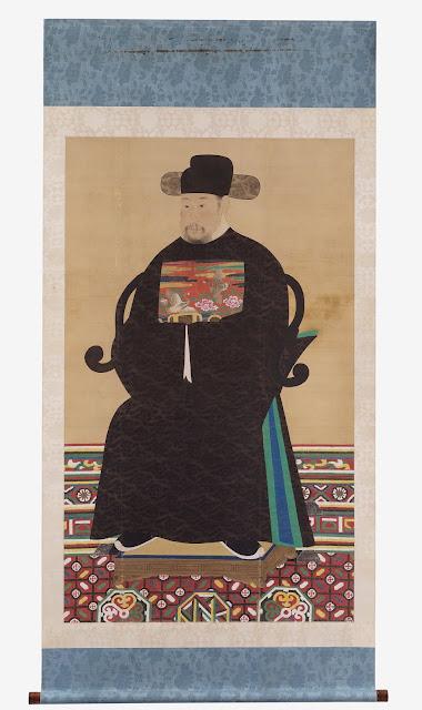 이성윤 초상(李誠胤 肖像), 보물 제1490호