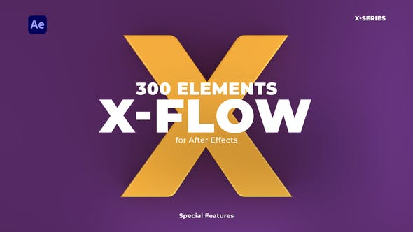 X-Flow[Videohive][After Effects][28889226][No-Plugin]