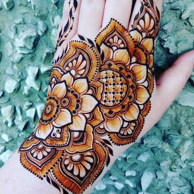 arabic bridal mehndi designs for full hands 2012