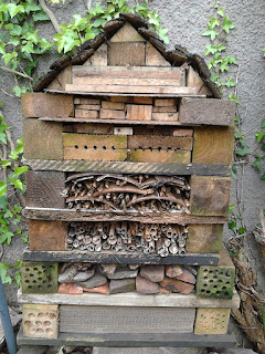 Bug hotel Design for a wildlife garden Green Fingered Blog