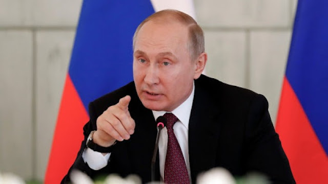 ماذا قال بوتين حول إمكانية عقد صفقة مع الولايات المتحدة حول سوريا.؟