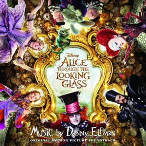 Quick Review: Alice Through the Looking Glass