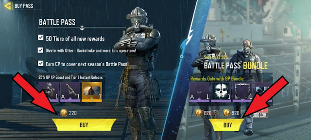 How to get Season 5 Battle Pass CoD: Mobile