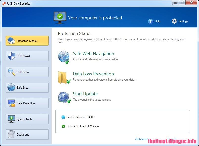 Download USB Disk Security 6.7.0.0 Full Crack
