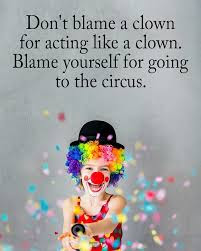 Positive Clown Quotes