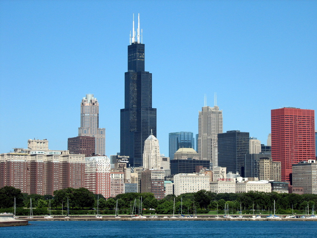 BEST STRUCTURES : Sears Tower in Chicago