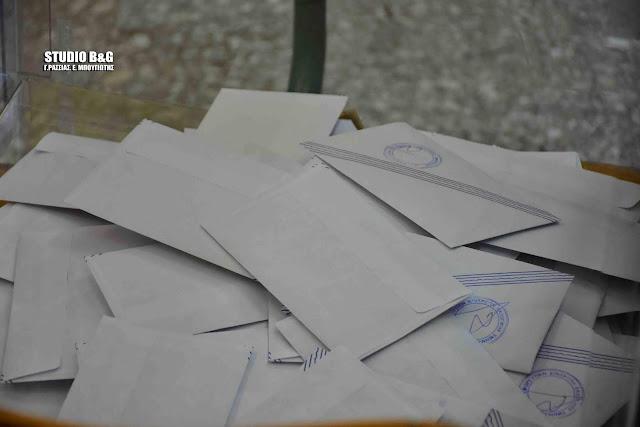 Τι ψήφους συγκεντρώνουν μέχρι στιγμής οι υποψήφιοι βουλευτές ΣΥΡΙΖΑ και ΚΙΝΑΛ στην Αργολίδα