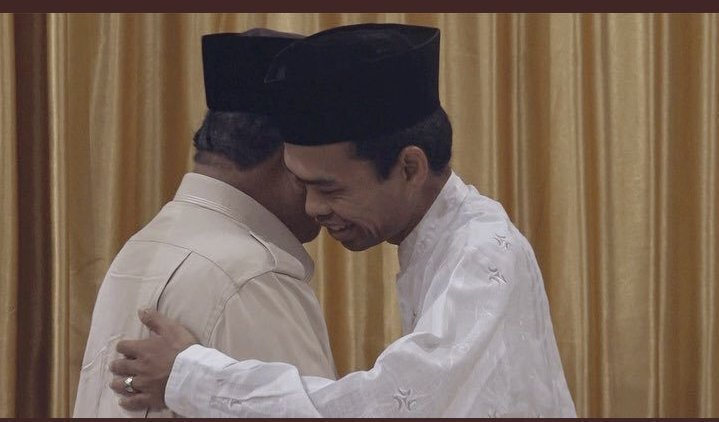 Cerita Ulama Tak Dikenal Mimpi Prabowo Lima Kali