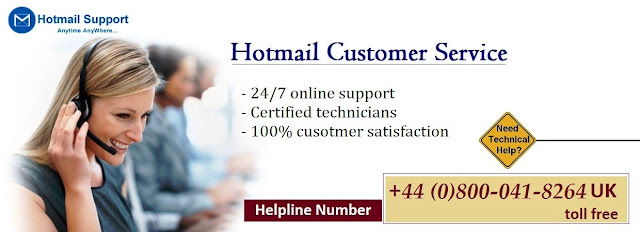 Hotmail-Phone Number-UK