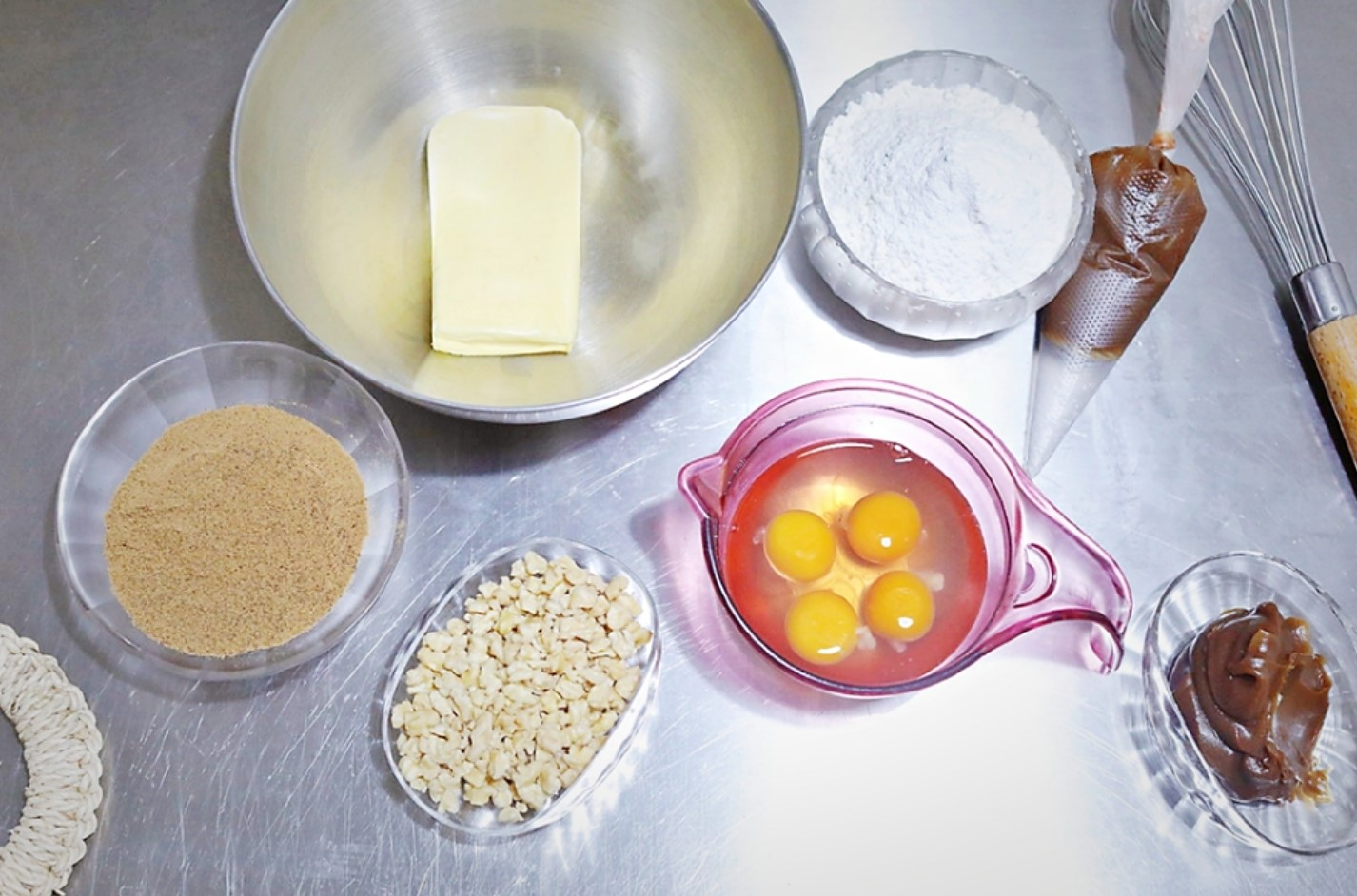 How to make the Jujube Paste Pound Cake