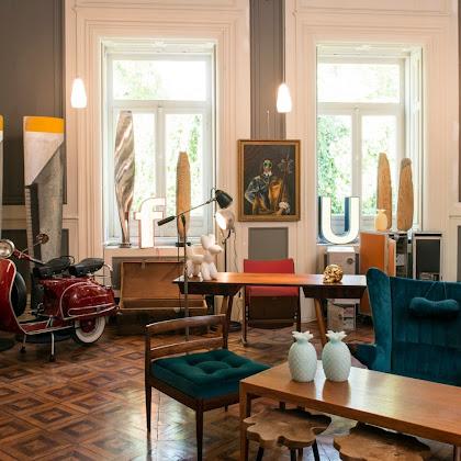 Vintage Department - O espaço que todos vão adorar