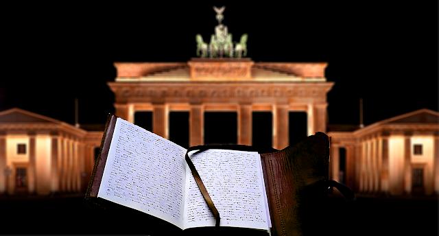 El cuaderno de Berlín | D. D. Puche