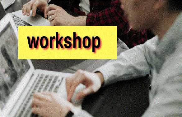 Learn about the workshop and how to organize it successfully