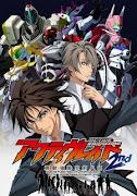 Active Raid: Kidou Kyoushuushitsu Dai Hachi Gakari 2nd Capitulo 8