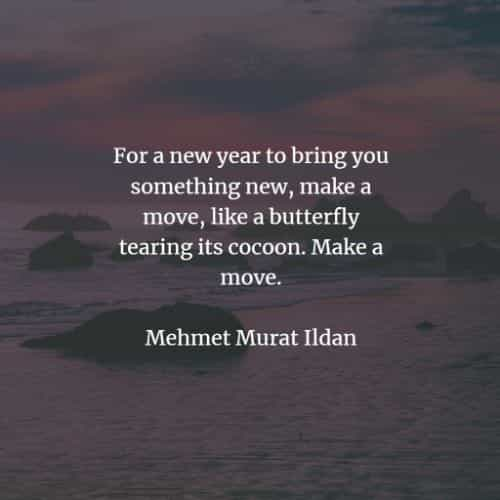 Happy New Year quotes that will inspire you positively