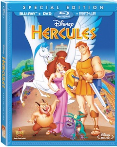 Blu-ray Review - Hercules: Special Edition