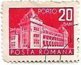 Selo Antigo Palácio de Serviços Postais