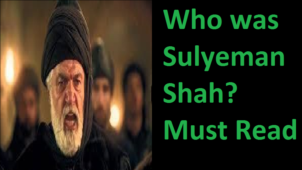 Pic of Sulyeman Shah