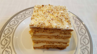 ciasto z miodem