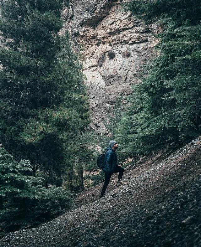 anak gunung itu ambisius