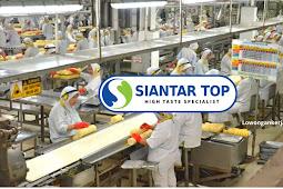 Lowongan Kerja PT Siantar Top Tbk Terbaru 2021