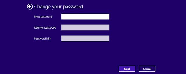 Cara Memberi Password Pada Komputer dan Laptop