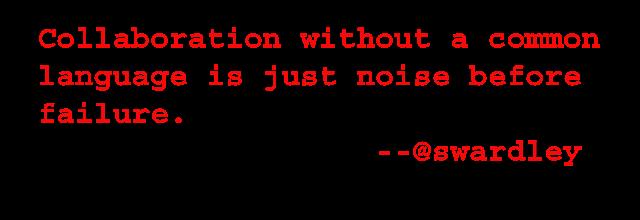 quote, @swardley, Wardley,