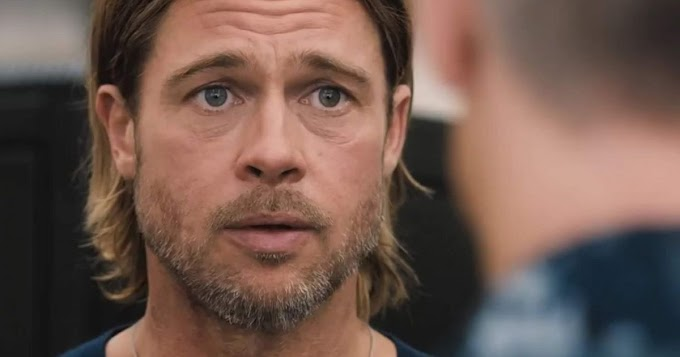 Brad Pittet tolószékben fotózták le: egészségileg nincs most minden rendben nála