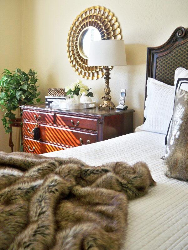 Throw Blankets - A Decorators Friend
