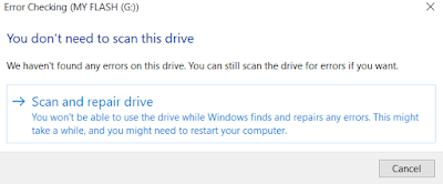 repair drive