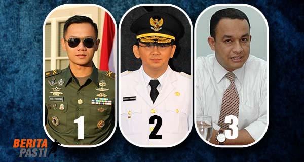 [Polling] Siapa Gubernur DKI Jakarta Pilihan Anda?
