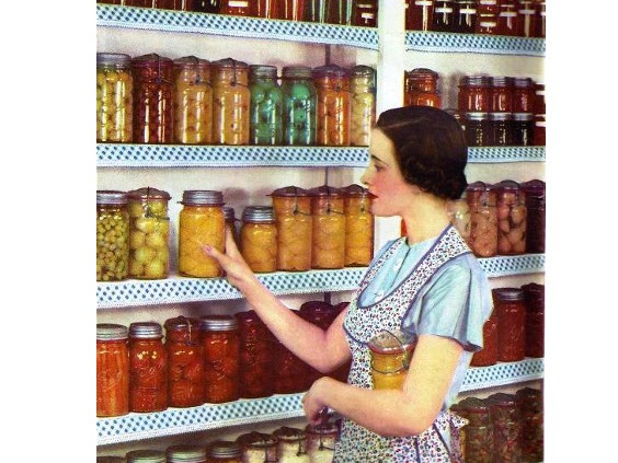 How to Create a Deep Pantry