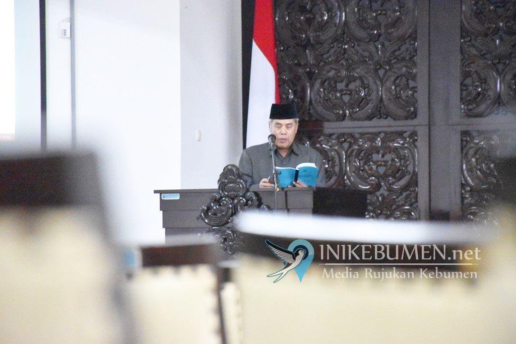 Hari Terahkir Menjabat, DPRD Kebumen Sahkan Raperda PPAPBD 2018