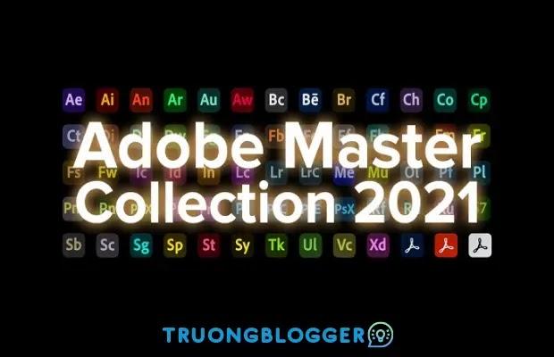 Adobe CC Collection 2021 - Trọn Bộ Phần Mềm Adobe CC 2021