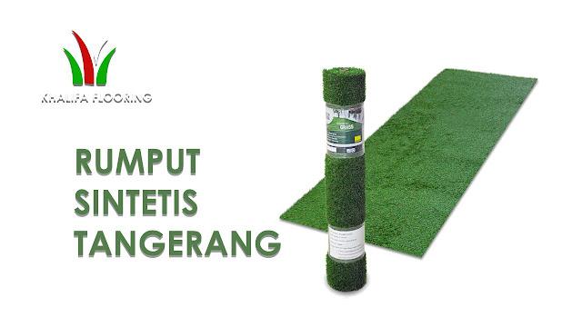 Jual Rumput Sintetis Tangerang