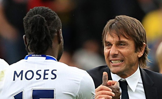 Again? Inter Milan Set To Sign Nigeria Star Victor Moses From Chelsea (Details)