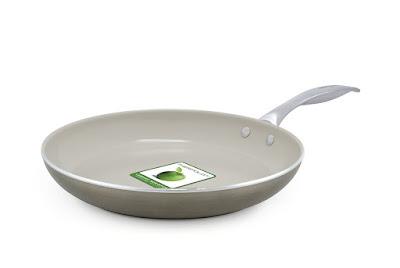 non-stick pan, ceramic pan