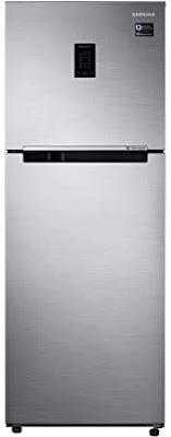 Samsung 324 L Inverter Double Door Refrigerator (RT 34 T4513S8)