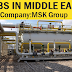 MSK Group Job Openings in Middle East - UAE, Saudi Arabia, Kuwait, Qatar, Oman and Bahrain