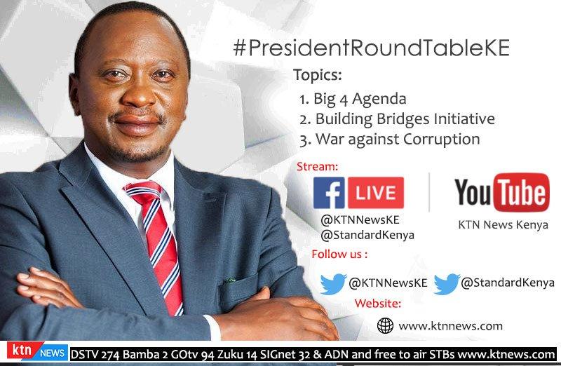 #presidentroundtableke