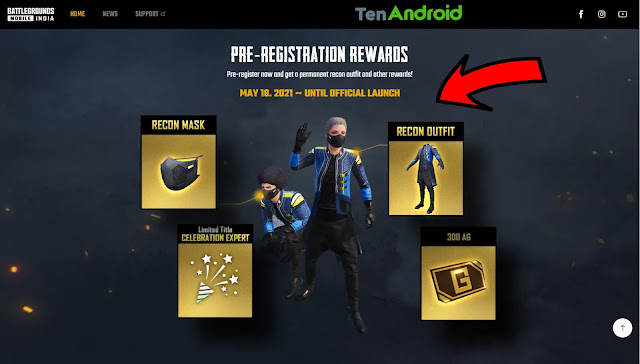 What things to see in the Battlegrounds Mobile India?  New details