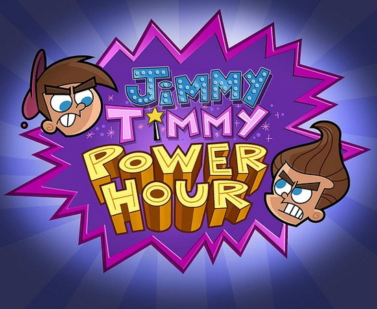 Jimmy e Timmy: O Confronto