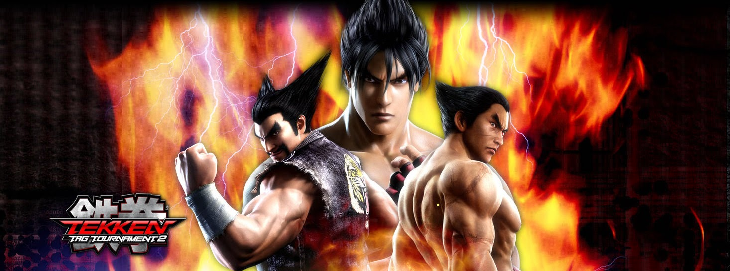 Tekken Tag Tournament 2 Game For PC Download