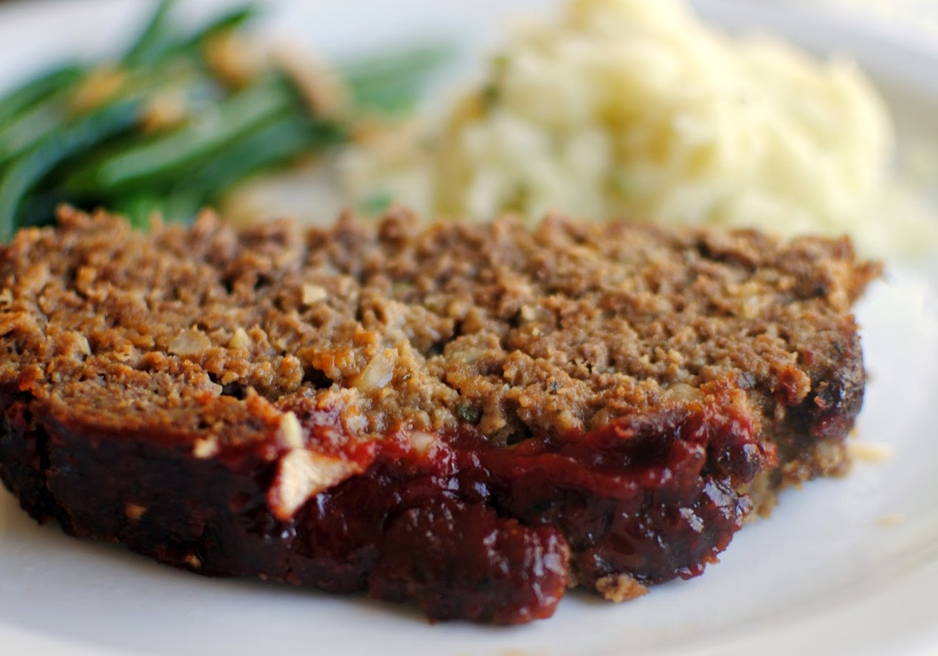 The Kitchen Recipe For Meatloaf