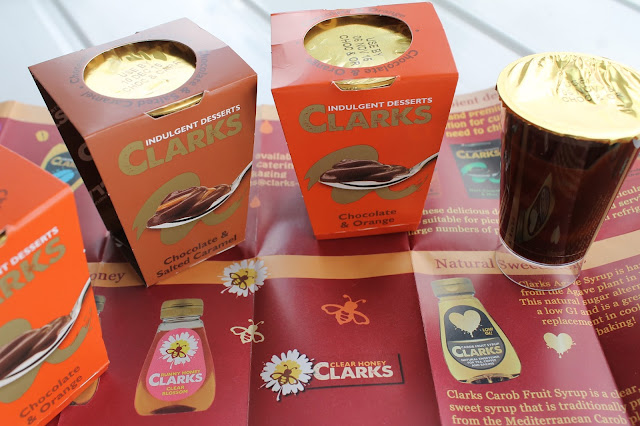 Clarks Chocolate Dessert Pots review